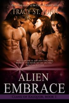 Alien Embrace - Tracy St. John