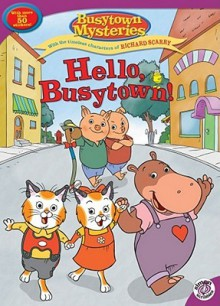 Hello, Busytown! (Busytown Mysteries) - Ellie Seiss