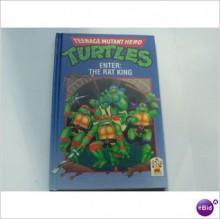 Enter: The Rat King (Teenage Mutant Hero Turtles Ninja Turtles) (Bk. 3) - Maureen Spurgeon, Clic Publishings