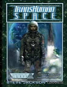 Transhuman Space - David L. Pulver, Christopher Shy