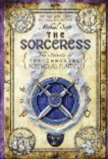 The Sorceress - Michael Scott, Mohammad Baihaqqi