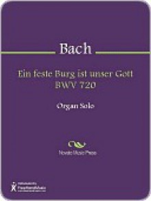 "Cantata No. 80, ""Ein Feste Burg"" (Feast of the Reformation): A Stronghold Sure Is God Our Lord - Johann Sebastian Bach"
