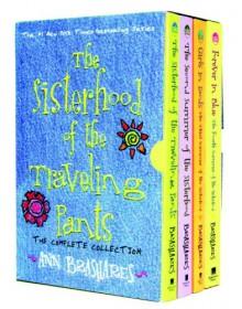 Sisterhood 4-book boxed set - Ann Brashares
