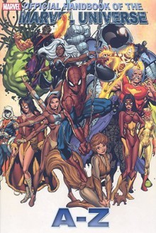 Official Handbook of the Marvel Universe A To Z - Volume 11 - Jeff Christiansen