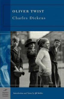 Oliver Twist - Charles Dickens,Jill Muller