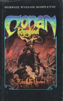 Conan ryzykant - Robert Ervin Howard