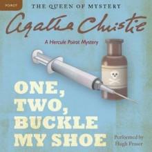 One, Two, Buckle My Shoe (Audio) - Hugh Fraser, Agatha Christie