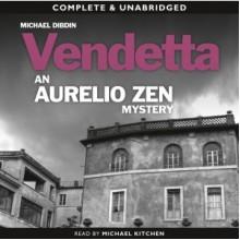 Vendetta - Michael Dibdin, Michael Kitchen