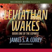 Leviathan Wakes - Jefferson Mays, James S.A. Corey