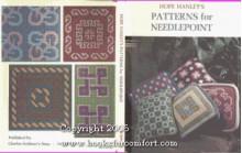 Hope Hanley's Patterns for needlepoint - Hope Hanley