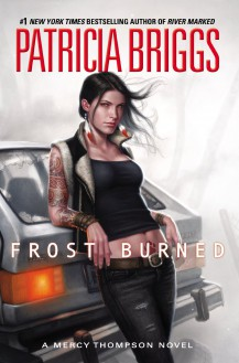 Frost Burned (Mercy Thompson, #7) - Lorelei King, Patricia Briggs