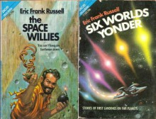 The Space Willies / Six Worlds Yonder (Ace Double, 77785) - Eric Frank Russell