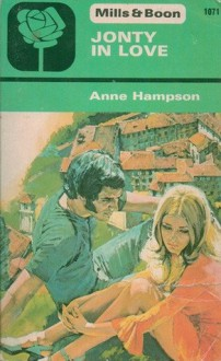 Jonty in Love - Anne Hampson