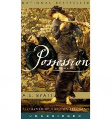 Possession: Possession (Audio) - A.S. Byatt, Virginia Leishman