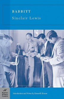 Babbitt (Barnes & Noble Classics Series) - Sinclair Lewis, Kenneth Krauss