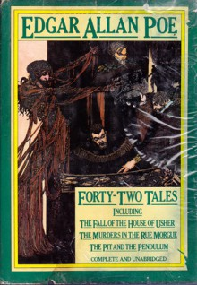 Forty-Two Tales Including the Fall of the House of Usher - Edgar Allan Poe, Harry Clarke