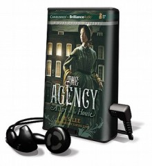 The Agency: A Spy in the House [With Earbuds] - Y.S. Lee