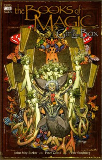 The Books of Magic, Vol. 5: Girl in the Box - John Ney Rieber, Peter Gross, Peter Snejbjerg, Stuart Moore