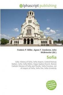 Sofia - Frederic P. Miller