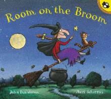 Room on the Broom - Axel Scheffler,Julia Donaldson