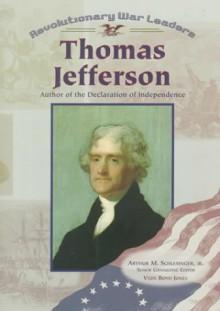 Thomas Jefferson - Veda Boyd Jones