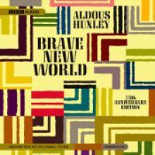 Brave New World - Aldous Huxley,Michael York