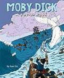 Moby-Dick: A Pop-Up Book - Sam Ita
