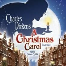 A Christmas Carol - Charles Dickens,Sergio Gutierrez,T. C. Boyle,Simon Prebble