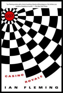 Casino Royale (James Bond, #1) - Ian Fleming