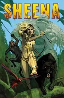 Sheena: Queen of the Jungle Volume 2 - Steven E. de Souza, Todd Livingston, Joe Abraham