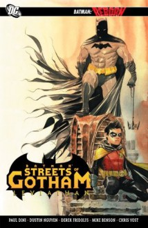 Batman: Streets of Gotham Vol. 2: Leviathan - Paul Dini, Dustin Nguyen