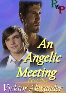 An Angelic Meeting - Vicktor Alexander