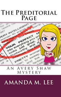 The Preditorial Page (An Avery Shaw Mystery Book 5) - Amanda M. Lee