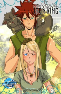 The Iron King Manga #0 - Julie Kagawa, Sara Gundell