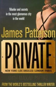 Private - Maxine Paetro, James Patterson
