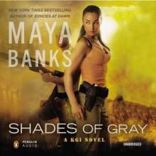 Shades of Gray (KGI, #6) - Maya Banks, Adam Paul