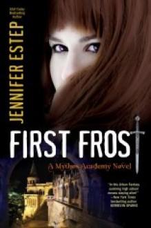 First Frost - Jennifer Estep