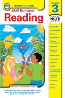 Reading Comprehension: 3rd Grade - Kim Carlson, Skill Builders