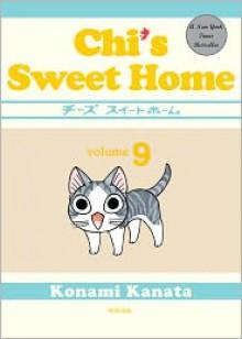 Chi's Sweet Home, Volume 9 - Konami Kanata