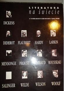 Literatura na świecie: Proust Woolf Larkin Wilde.. - Redakcja pisma Literatura na Świecie