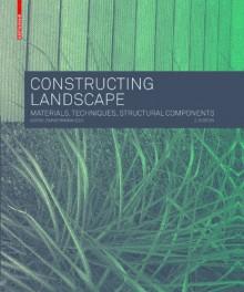 Constructing Landscape - Astrid Zimmermann