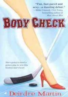 Body Check - Deirdre Martin