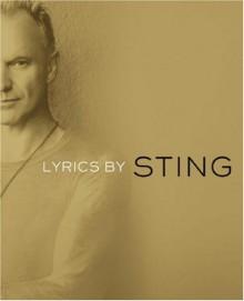 Lyrics - Sting