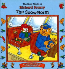 RICHARD SCARRY SNOWSTORM - Richard Scarry
