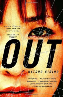 Out - Natsuo Kirino,Stephen Snyder