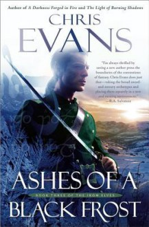 Ashes of a Black Frost - Chris Evans