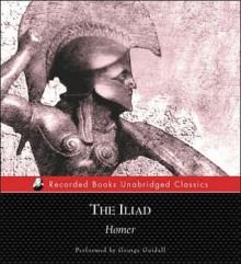 The Iliad - Homer, George Guidall