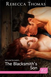 The Blacksmith's Son - Rebecca Thomas