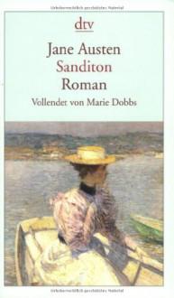Sanditon Roman - Elizabeth Gilbert, Maire Dobbs, Jane Austen