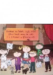 Bajkowy alfabet, czyli kram gdzie bajek masz do woli - z literkami w głównej roli - Monika Zielińska, Małgorzata Rożyńska, Anna Stankiewicz
